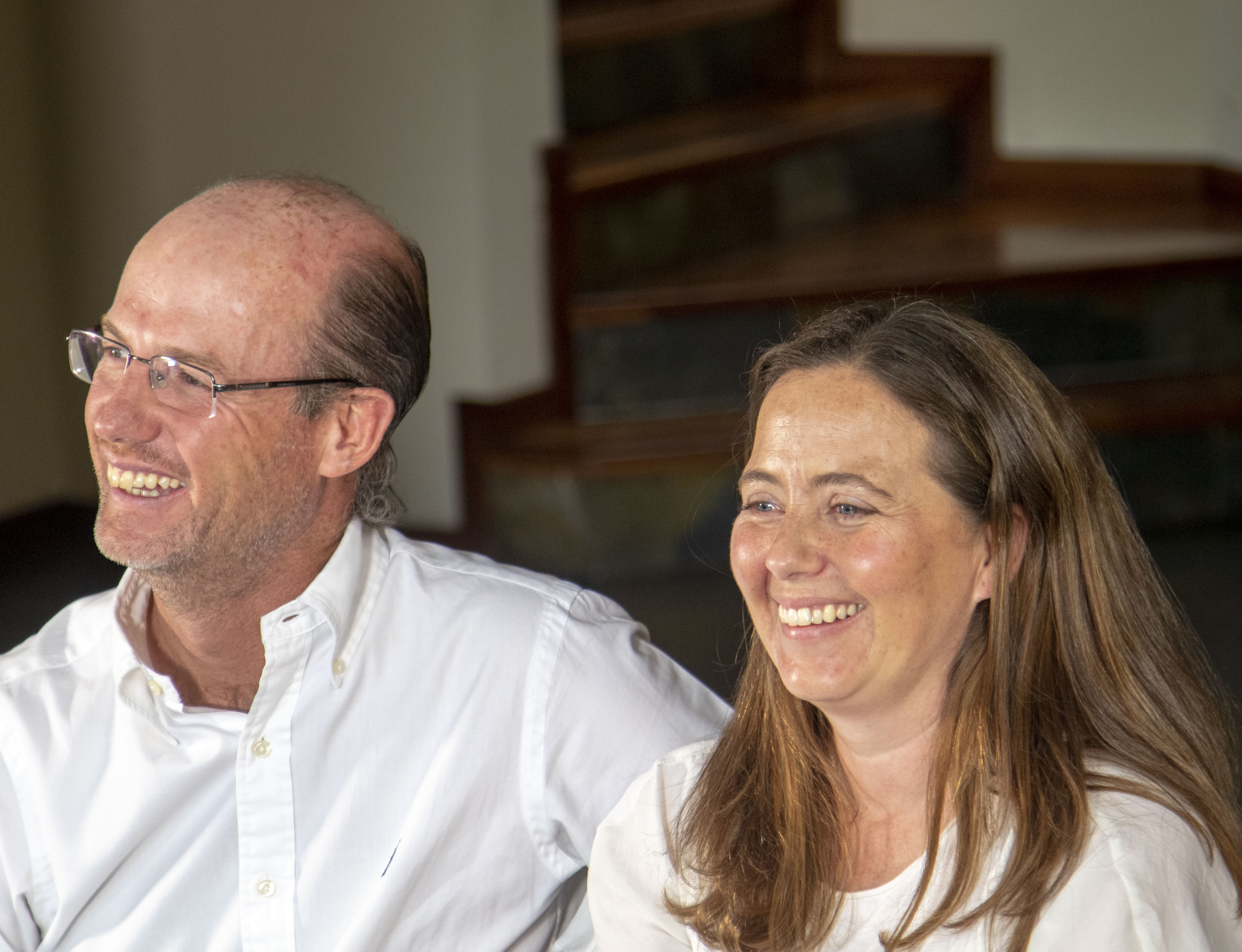 Pedros parents